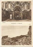 Y5238 Cassino (Frosinone) - Abbazia Di Montecassino -La Sagrestia - Com'era Com'è / Non Viaggiata - Altre Città