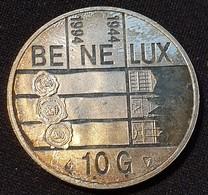 NETHERLANDS  10 Gulden 1994  BENELUX - UNC - [ 3] 1815-… : Kingdom Of The Netherlands