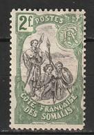Côte Des Somalis N° 65 * - Französich-Somaliküste (1894-1967)