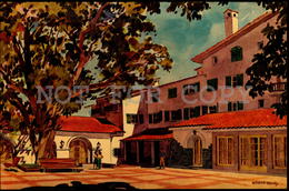 Uruguay Colonia Suiza Tarjeta Postal Original Ca 1900 Switzerland Colony In Uruguay Hotel Nirvana (w5_1264) - Uruguay