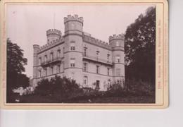 1888 BAYERN SCHLOSS BERG AM STARNBERGER SEE DEUTSCHLAND GERMANY 16*10CM CABINET PHOTOGRAPHS - Photographs