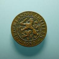 Netherland Antilles 1 Cent 1959 - Nederlandse Antillen