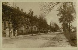 Slovakia, RUŽOMBEROK, Vojenské Kasareň, Military Barracks (1920s) RPPC Postcard - Slowakei