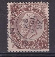 N° 49 TELEGRAPHIQUE GENAPPE - 1884-1891 Leopoldo II