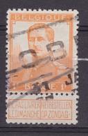 N° 116 Chemin De Fer - 1912 Pellens