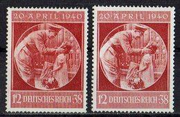 DR 1940 // Mi. 744 ** - Duitsland