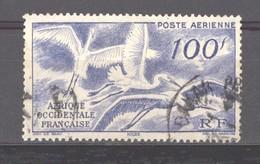 A.O.F.  -  Avion  :  Yv  13  (o)         ,    N2 - Usati