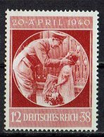 DR 1940 // Mi. 744 ** - Germany