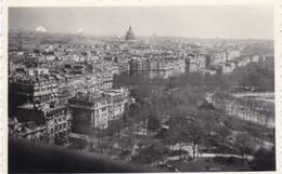 PHOTO ORIGINALE 39 / 45 WW2 WEHRMACHT FRANCE PARIS VUE AERIENNE - Guerre, Militaire