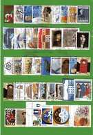 ITALIA°-2008 - Annata. Completa . 67 Valori. USATI - , 41 Francobolli Timbrati Con Il Guller, Con Colla Integra - Full Years
