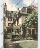 5300 BONN, BEETHOVEN - Haus, Gartenasicht - Bonn