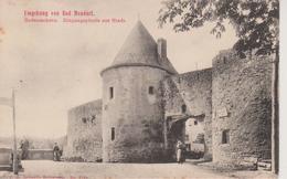 57 - RODEMACK - PORTE D'ENTREE SUR LA VILLE - France