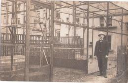 Ostseebad HEIDEBRINK Miedzywodzie Pommern Insel Wolin Villa Fortuna Grünlich Belebt 12.6.1914 - Chemnitz