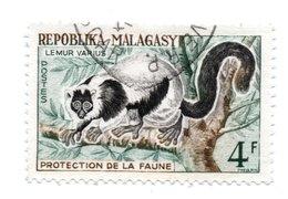 MADAGASCAR»YVERT Nº 358»USED - Madagaskar (1960-...)