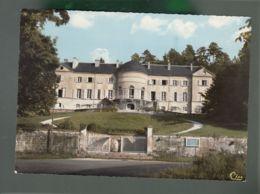 CP (24) Château D'Escoire -  Colonie De Vacances - Francia