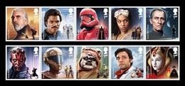 Great Britain 2019 Mih. 4490/99 Cinema. Star Wars (III) MNH ** - 1952-.... (Elizabeth II)