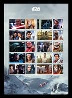 Great Britain 2019 Mih. 4506I/15I Cinema. Star Wars (III) (M/S) (self-adhesive)  MNH ** - 1952-.... (Elizabeth II)