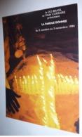 """Carte Postale - Le Do Brasil Et L'Asbl Corsaire Présente """"La Parole Donnée"""" (auteur : Gomes) - Pubblicitari"""