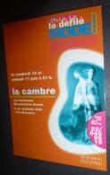 Carte Postale - This Is Le Défilé (Mode 1994) La Cambre - Bruxelles - Pubblicitari