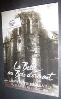 Carte Postale Double - La Belle Au Bois Dormant - Abbaye De Villers-la-Ville (P&V Assurances) - Pubblicitari