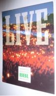 Carte Postale - 15.000 CD Live Et Des Places De Concert à Gagner. Passez Dans Votre Agence BBL - Pubblicitari