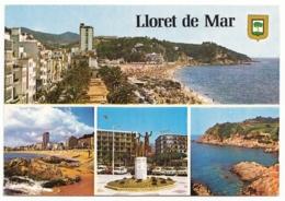 Lloret De Mar - Costa Brava - Diversos Aspectos - Gerona