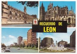 Recuerdo De Leon - 4 Hermosas Vistas - León