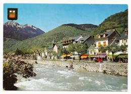 Pirineu Catala - Vall D'Aran - Bossòst - Riu Garona - Lérida