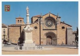 Avila - Iglesia De San Pedro - Ávila