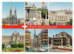 Wien - Ringstrasse - 6 Ansichten - Ringstrasse
