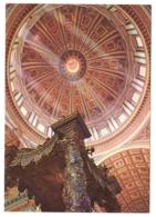 Città Del Vaticano - Basilica Papale Di S. Pietro - Interno Della Cupola - Vatikanstadt