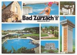 Bad Zurzach - Thermalkurort - 7 Ansichten - AG Aargau