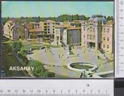 Aksaray Türkei Ungelaufen  AK 592 - Türkei