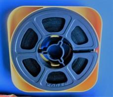 1950-PREMIER FILM D'ESSAI CHAPELLE DE CHÂTEAUVIEUX VUES-CHEMIN D'ACCÈS-GENETS EN FLEURS  Bobine De Film: 35mm - 16mm - - Pellicole Cinematografiche: 35mm-16mm-9,5+8+S8mm