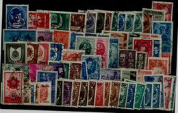 ROMANIA 1952 LOT OF 72 STAMPS USED MI No 1295-1369-430 EURO VF!! - 1948-.... Repúblicas