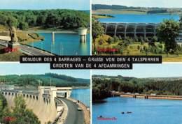 CPM - Bonjour Des 4 Barrages - Gileppe (Barrage)