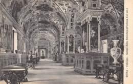 ROMA - VATICANO - Salone Della Biblioteca (Fontana XVI Sec) - Vatikanstadt