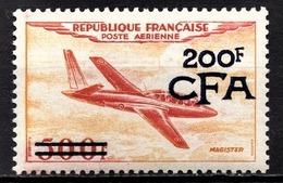 REUNION - Y.T. PA  N° 54 - NEUF** - Réunion (1852-1975)