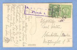 9914 Czech Republic J. Jachym Ruzicka S Poupatkem Plsen Stamping - Tchécoslovaquie