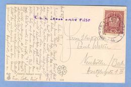 9916 Czech Republic Plsen Stamping S. Feikl Slovacka - Tchécoslovaquie