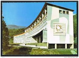 Bourg Saint Maurice - Le Lycée Moderne - Timbre France - Bourg Saint Maurice
