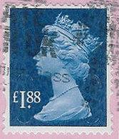 GB SG U2936 2013 Machin £1.88 M13L Good/fine Used [14/25110/ND] - Machins