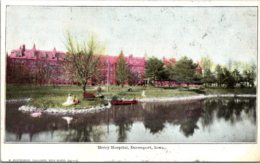 Iowa Davenport Mercy Hospital - Davenport