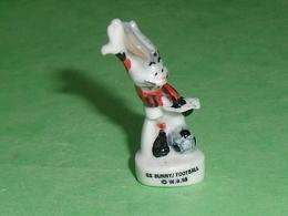 Fèves / Film / BD / Dessins Animés WB : Bugs Bunny , Football , WB 98  T69 - Dessins Animés