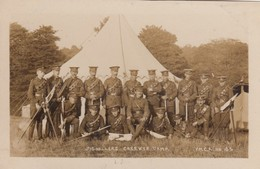 RP: Fleetwood , England , 00-10s ; Signallers Caerwys Camp , YMCA No. 105 - England
