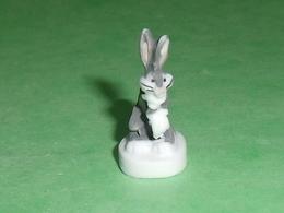 """Fèves / Film / BD / Dessins Animés WB : Le Penseur De Bugs Bunny  """" Mat """"   T69 - Dessins Animés"""