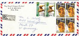 Hongkong / Airmail - Hong Kong (1997-...)