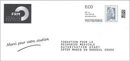 France 2018 - PAP Marianne L'Engagée - FRM ( Mi 7073xa - YT 5251 ) - Postal Stamped Stationery