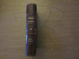 VEND CATALOGUE YVERT & TELLIER , 1944 , ACORES A LABUAN !!! - France