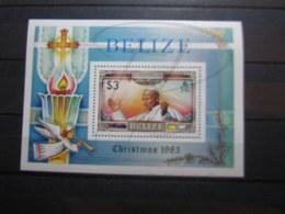 VEND BEAU BLOC DE BELIZE N° 51 , XX !!! - Belize (1973-...)